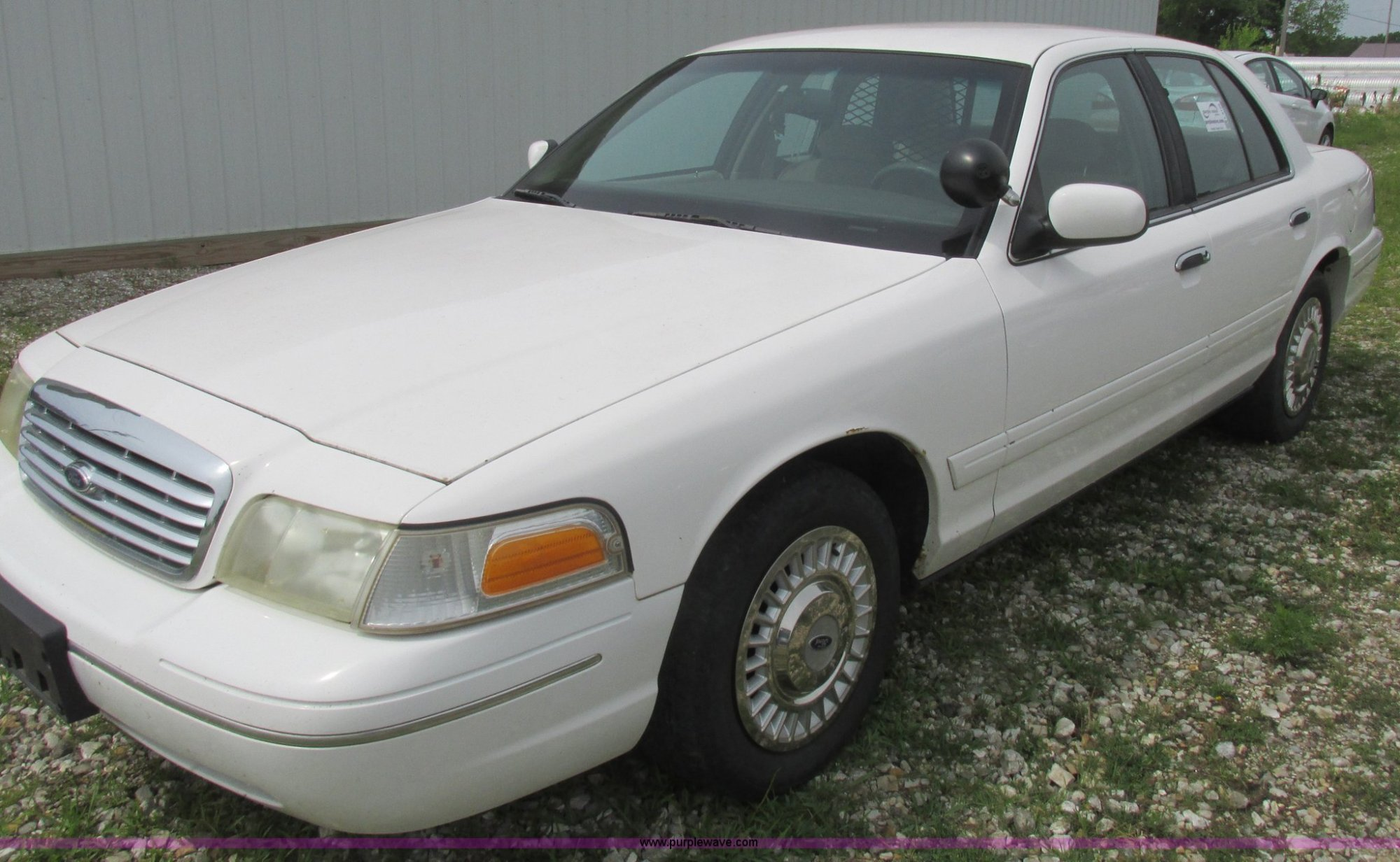 hight resolution of l6199 image for item l6199 1999 ford crown victoria police interceptor