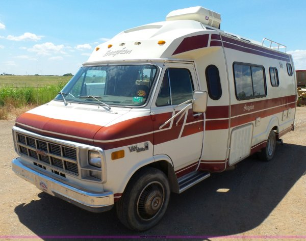 1982 Brougham Gmc Motorhome - Year of Clean Water