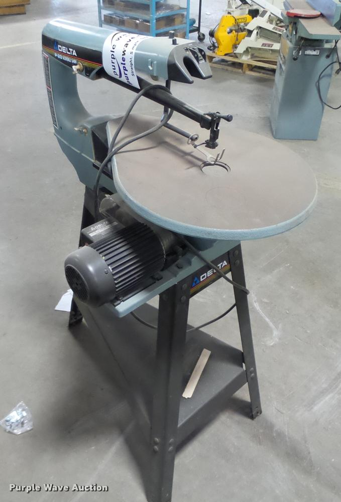 Delta Scroll Saw Price