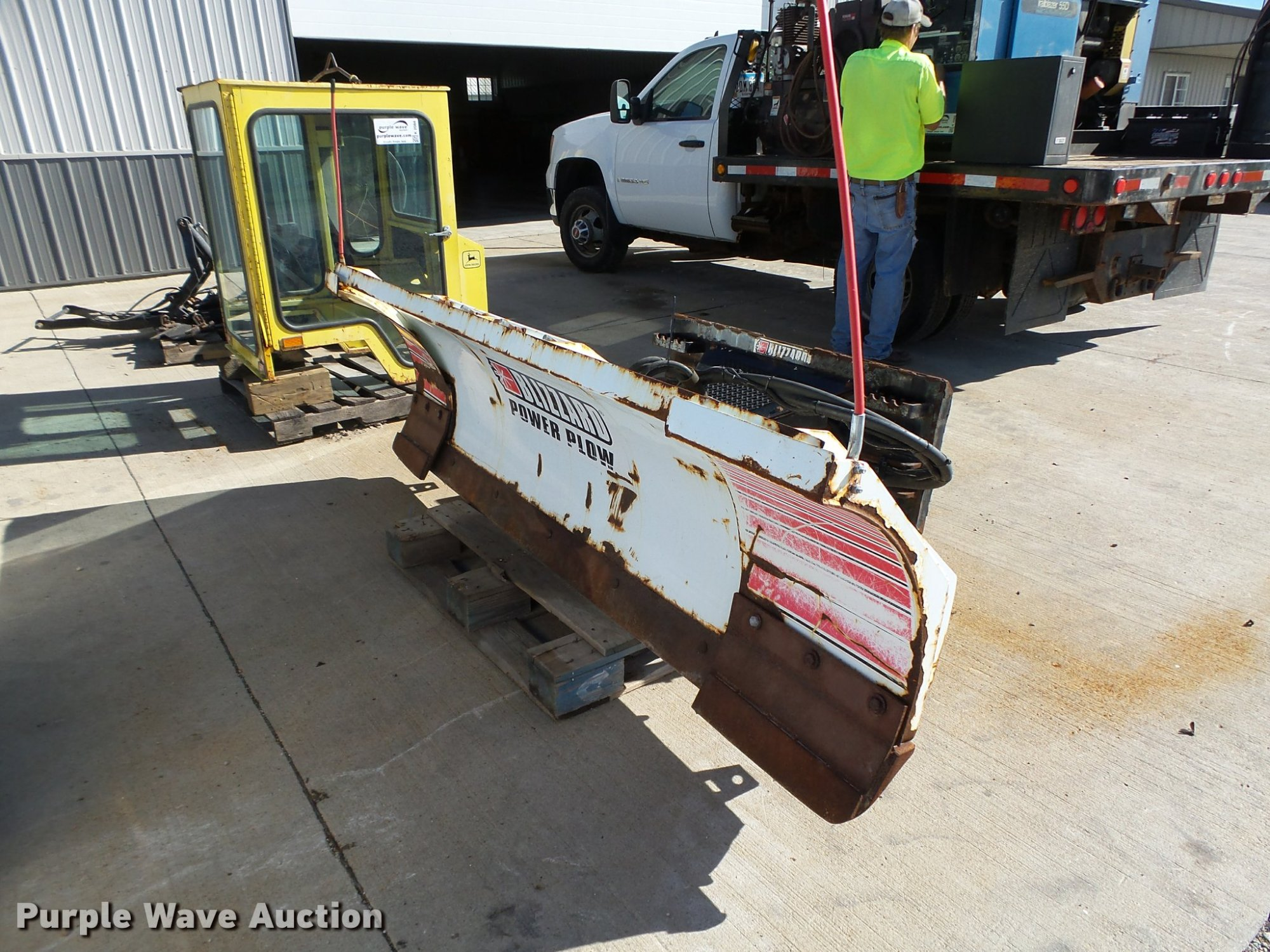 hight resolution of k2085 image for item k2085 blizzard 81055 snow plow