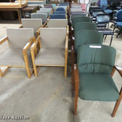 Waiting Room Chairs For Sale Folding Chair Nice 29 Office Item Da9984 Sold Novemb In Kansas