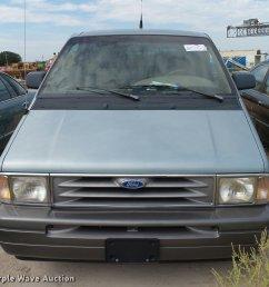 1996 ford aerostar xlt van full size in new window  [ 2048 x 1940 Pixel ]