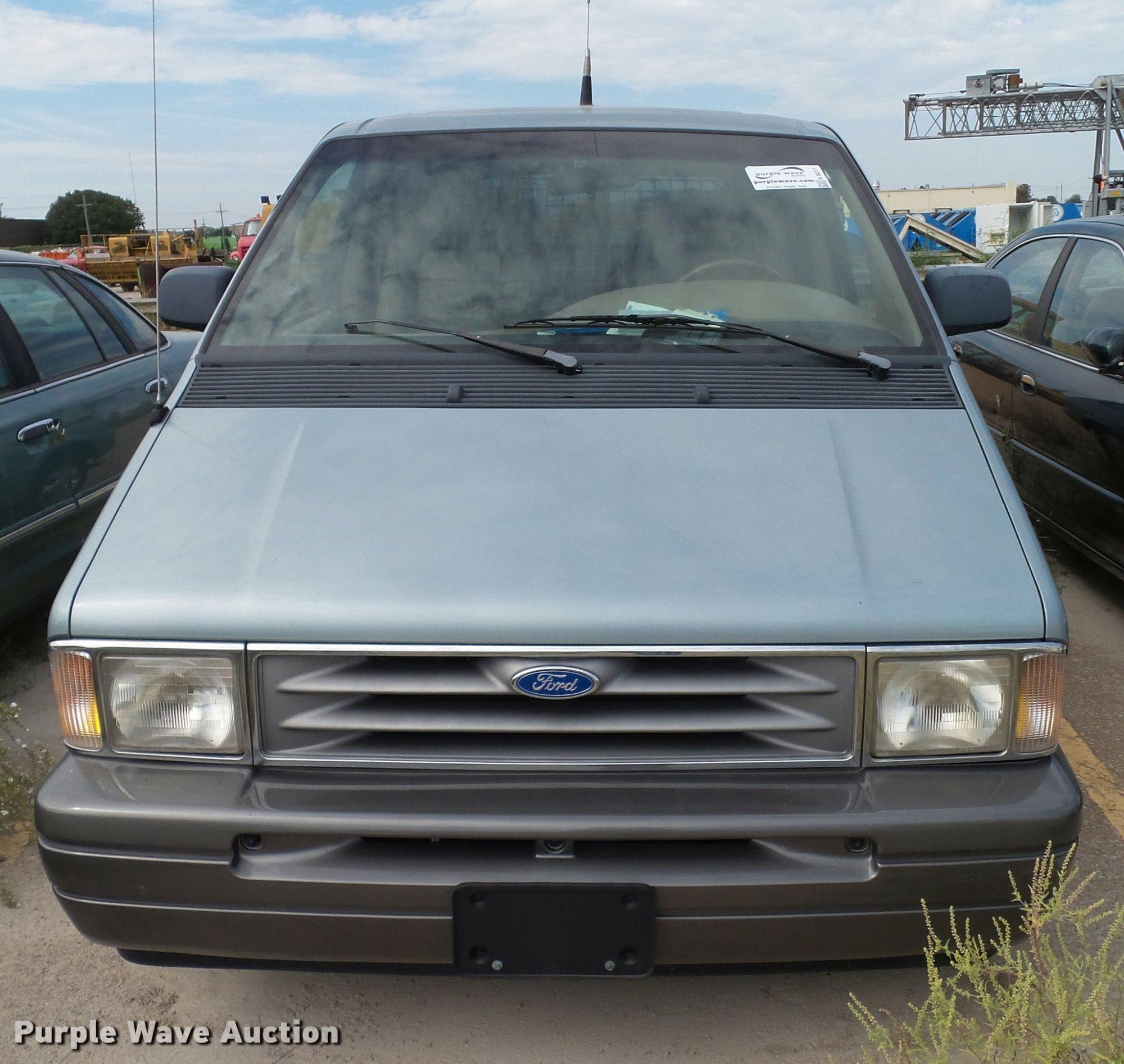 hight resolution of  1996 ford aerostar xlt van full size in new window