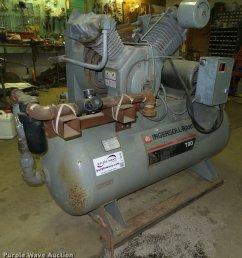 1993 ingersoll rand t30 air compressor for sale in nebraska [ 1864 x 2048 Pixel ]
