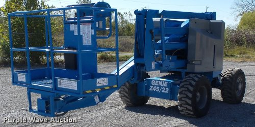 small resolution of k3454 image for item k3454 1998 genie z45 22 boom lift