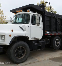 da2921 image for item da2921 1999 mack dm690s dump truck [ 2048 x 1292 Pixel ]