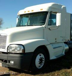 2004 freightliner century semi truck for sale in kansas [ 2048 x 1493 Pixel ]