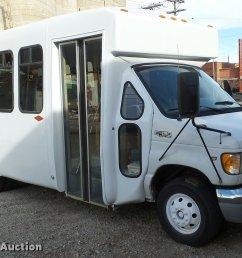 2002 ford econoline e450 super duty diamond shuttle bus full size in new window  [ 2048 x 1326 Pixel ]