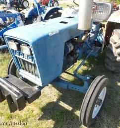 de9547 image for item de9547 ford f 1700 tractor [ 2048 x 1536 Pixel ]