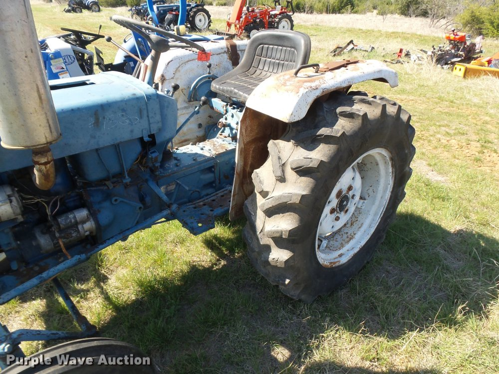medium resolution of  ford f 1700 tractor full size in new window