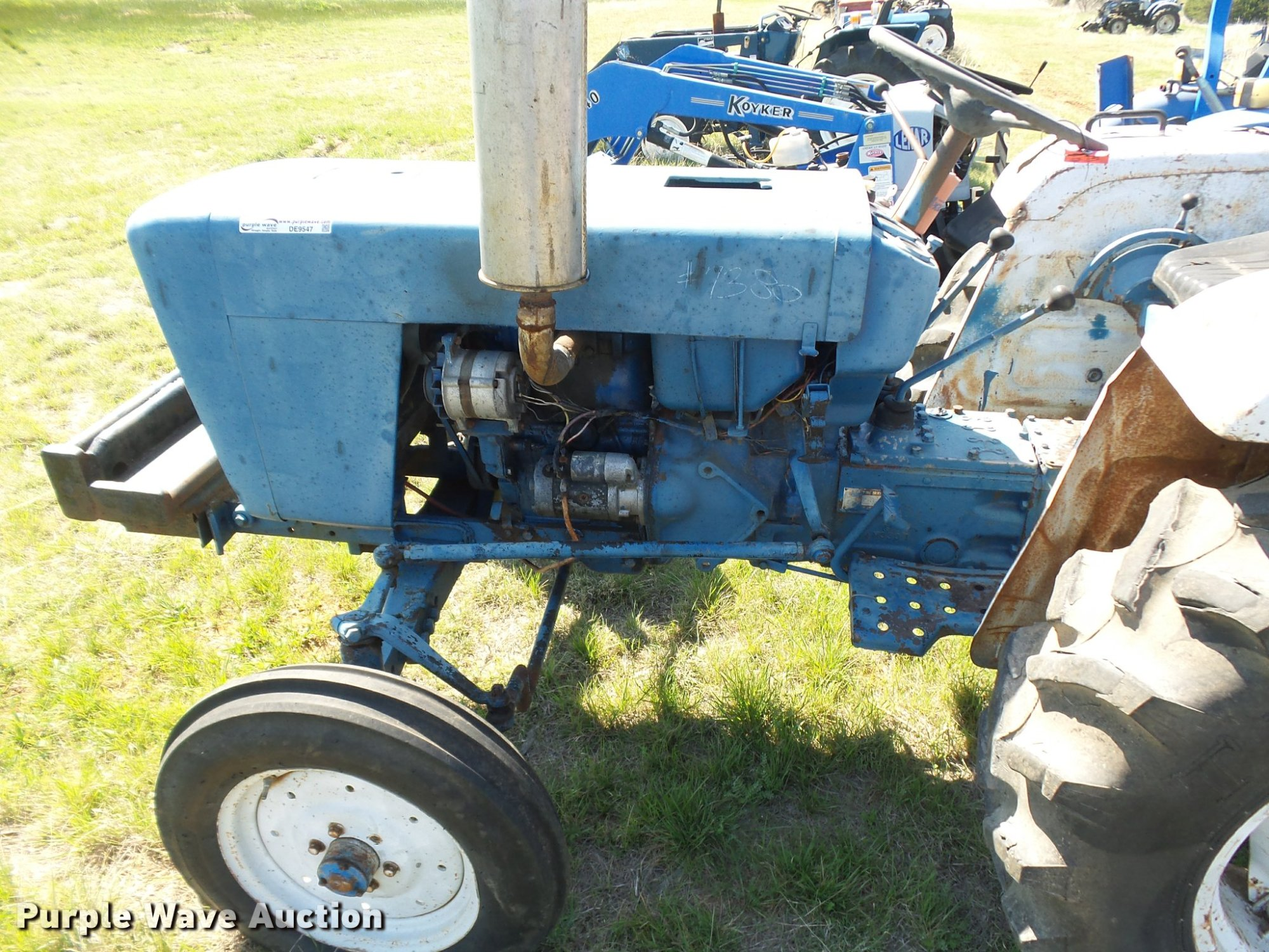 hight resolution of  ford f 1700 tractor full size in new window