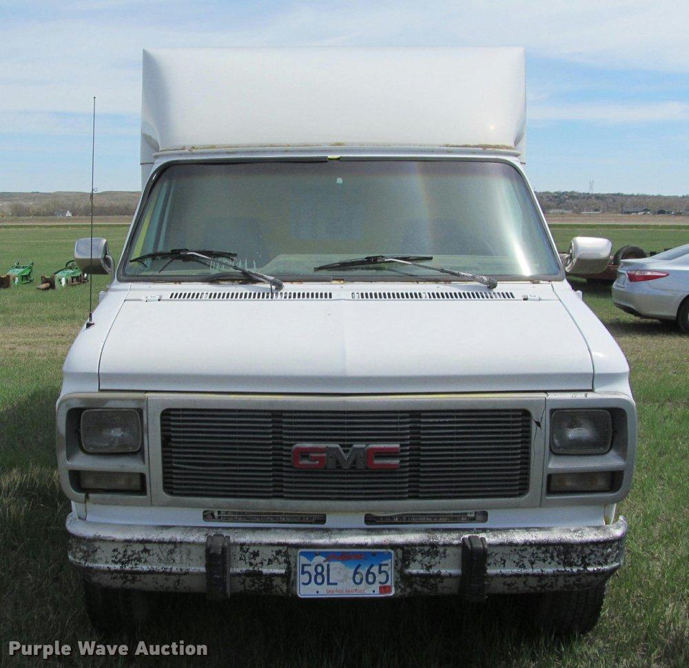 medium resolution of  1992 gmc vandura 3500 van full size in new window