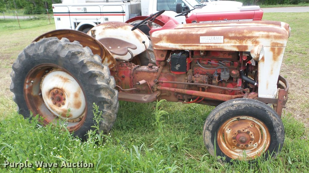 medium resolution of  ford jubilee tractor full size in new window