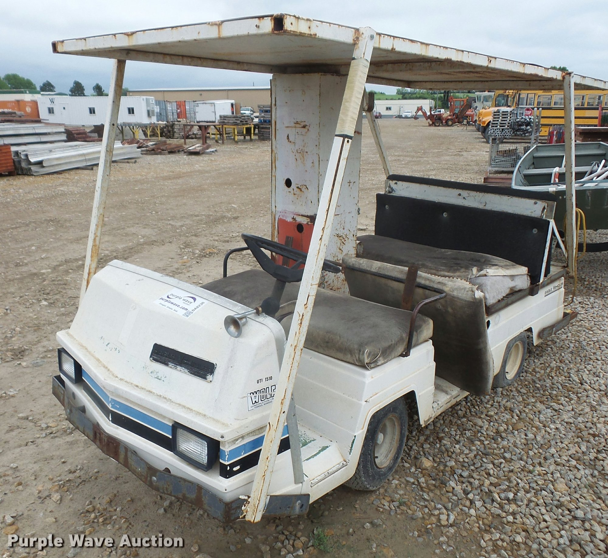 hight resolution of  westinghouse golf cart wiring pargo golf cart item da8236 sold june 7 vehicles and eq