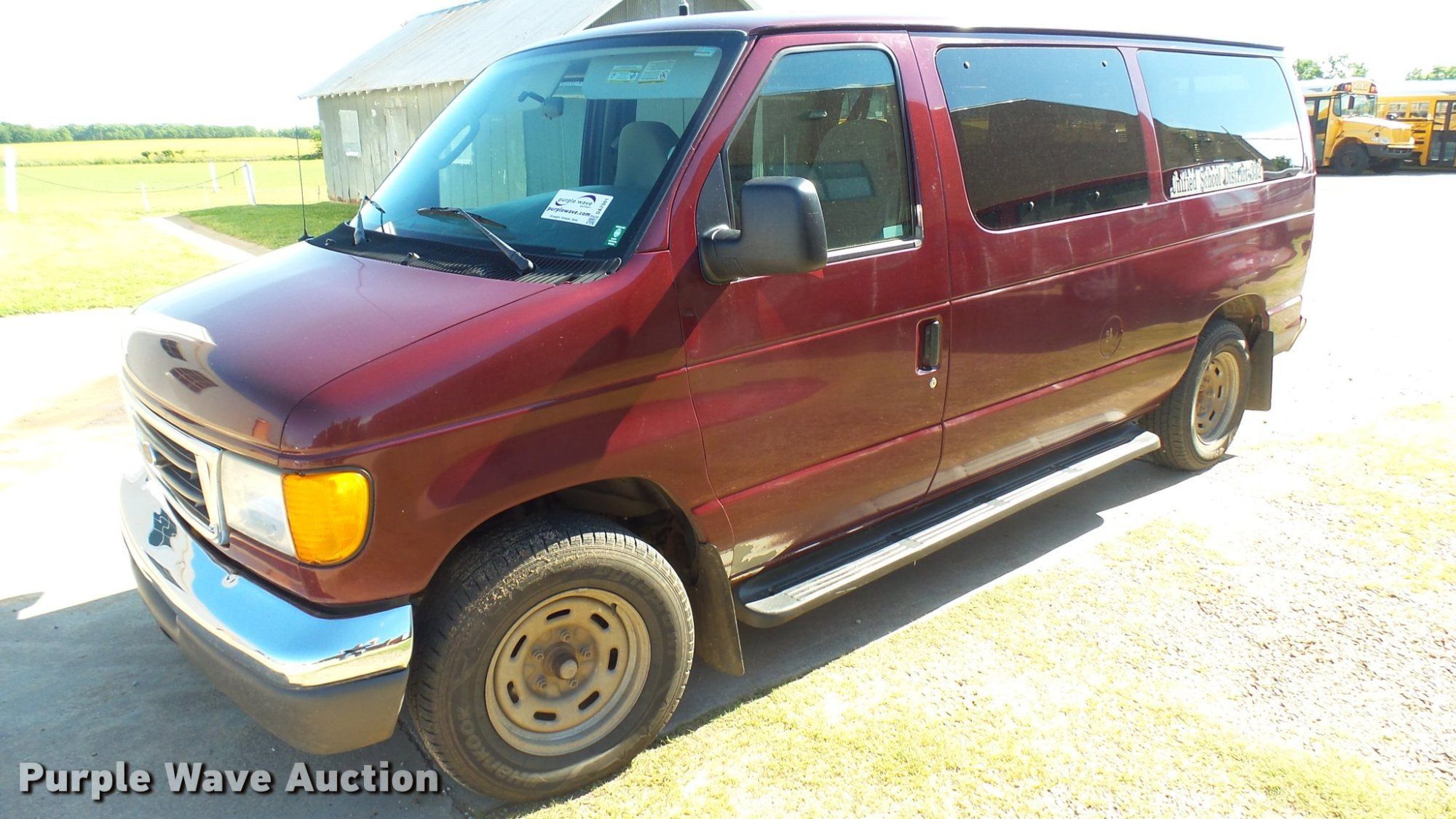 hight resolution of da7901 image for item da7901 2006 ford econoline e150 van