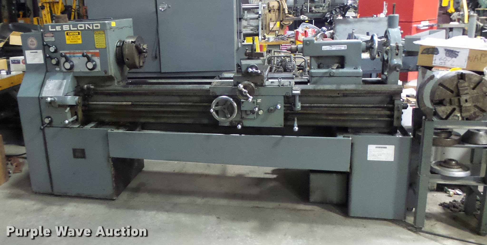 Leblond Regal Lathe For Sale
