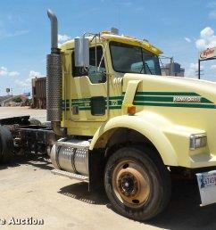 db4073 image for item db4073 1999 kenworth t800 semi truck [ 2048 x 1434 Pixel ]