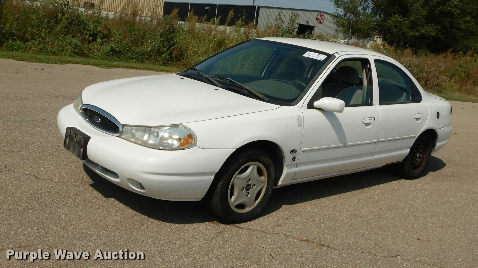 hight resolution of dd0819 image for item dd0819 1999 ford contour lx