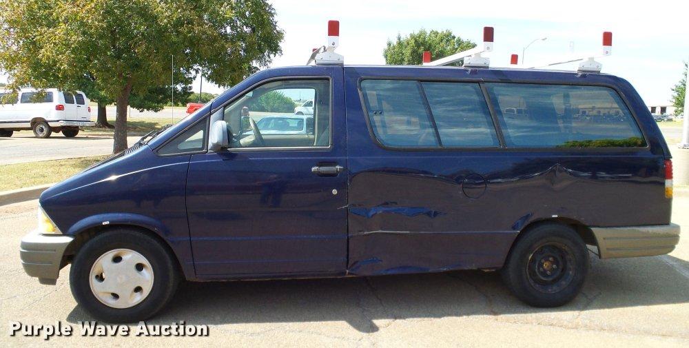 medium resolution of  1996 ford aerostar xlt extended van full size in new window