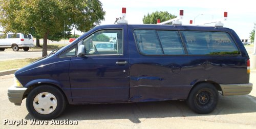 small resolution of  1996 ford aerostar xlt extended van full size in new window