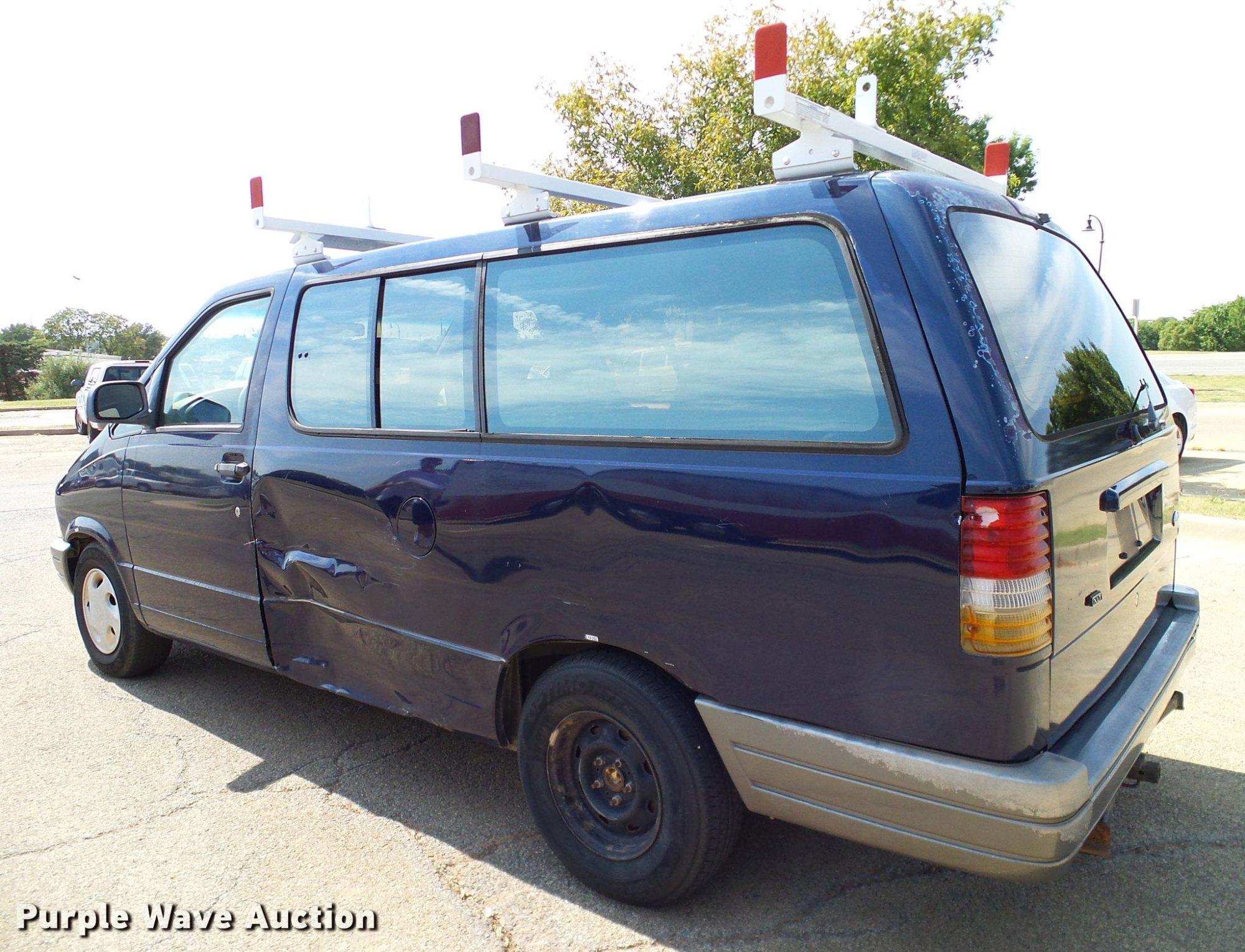 hight resolution of  1996 ford aerostar xlt extended van full size in new window
