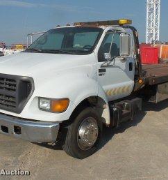 da3119 image for item da3119 2001 ford f650 super duty tow truck truck [ 2048 x 1327 Pixel ]