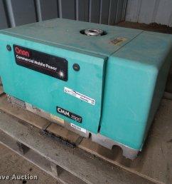 dh9465 image for item dh9465 onan cmm 7000 generator [ 2048 x 1536 Pixel ]