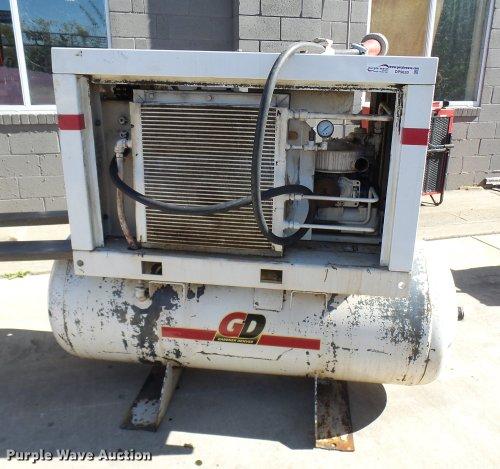 small resolution of 1999 gardner denver eba99a air compressor for sale in missouri
