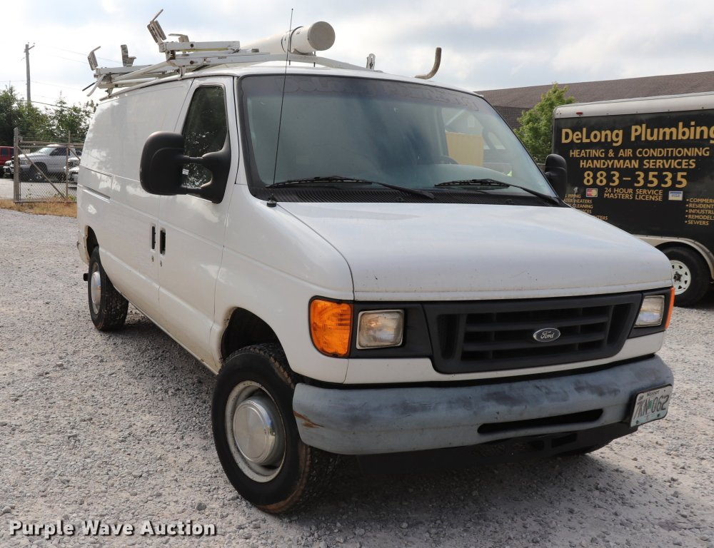 medium resolution of dq9353 image for item dq9353 2006 ford econoline e250 van