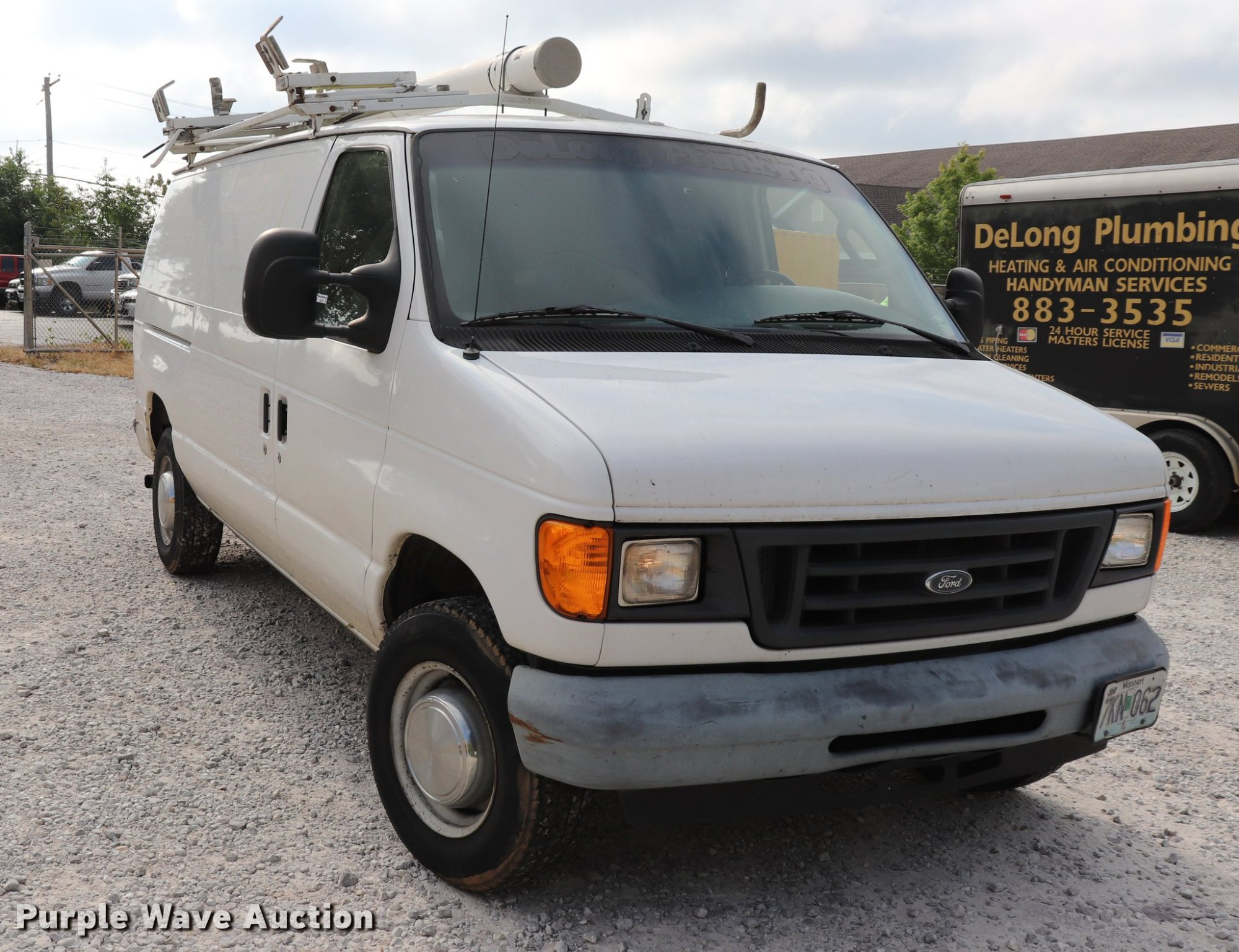 hight resolution of dq9353 image for item dq9353 2006 ford econoline e250 van