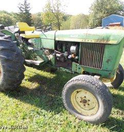 john deere 1520 tractor item dt9974 sold november 8 veh  [ 2048 x 1536 Pixel ]