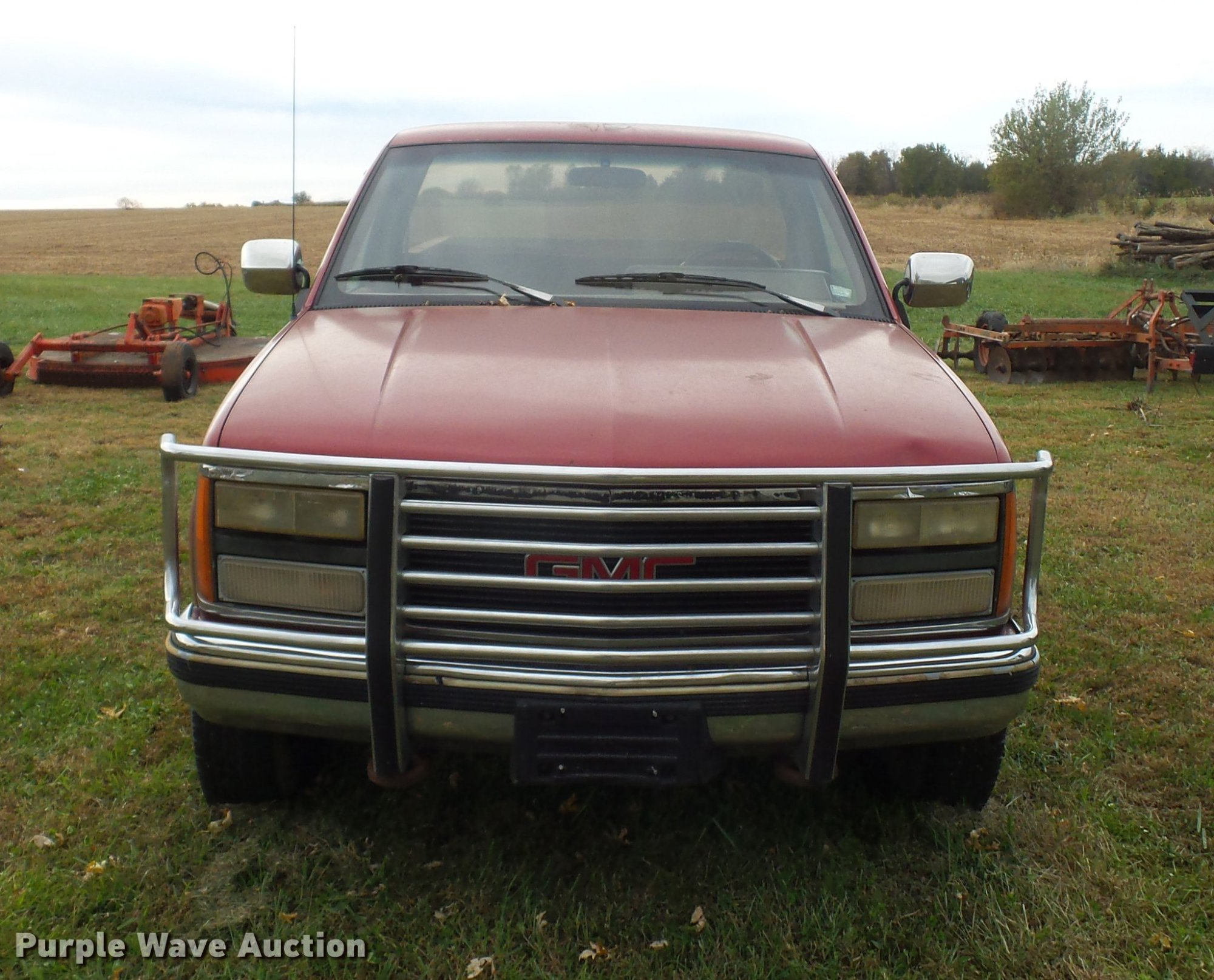 hight resolution of  1991 gmc 2500 pickup truck full size in new window