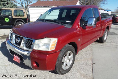 small resolution of  2004 nissan titan king cab pickup truck full size in new window