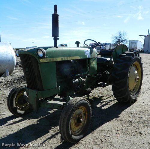 small resolution of john deere 1010 tractor item db1172 sold december 27 ag mix db1172 image for item