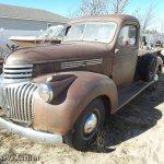 1946 Chevrolet Pickup Truck In Holcomb Ks Item Dc3753 Sold Purple Wave