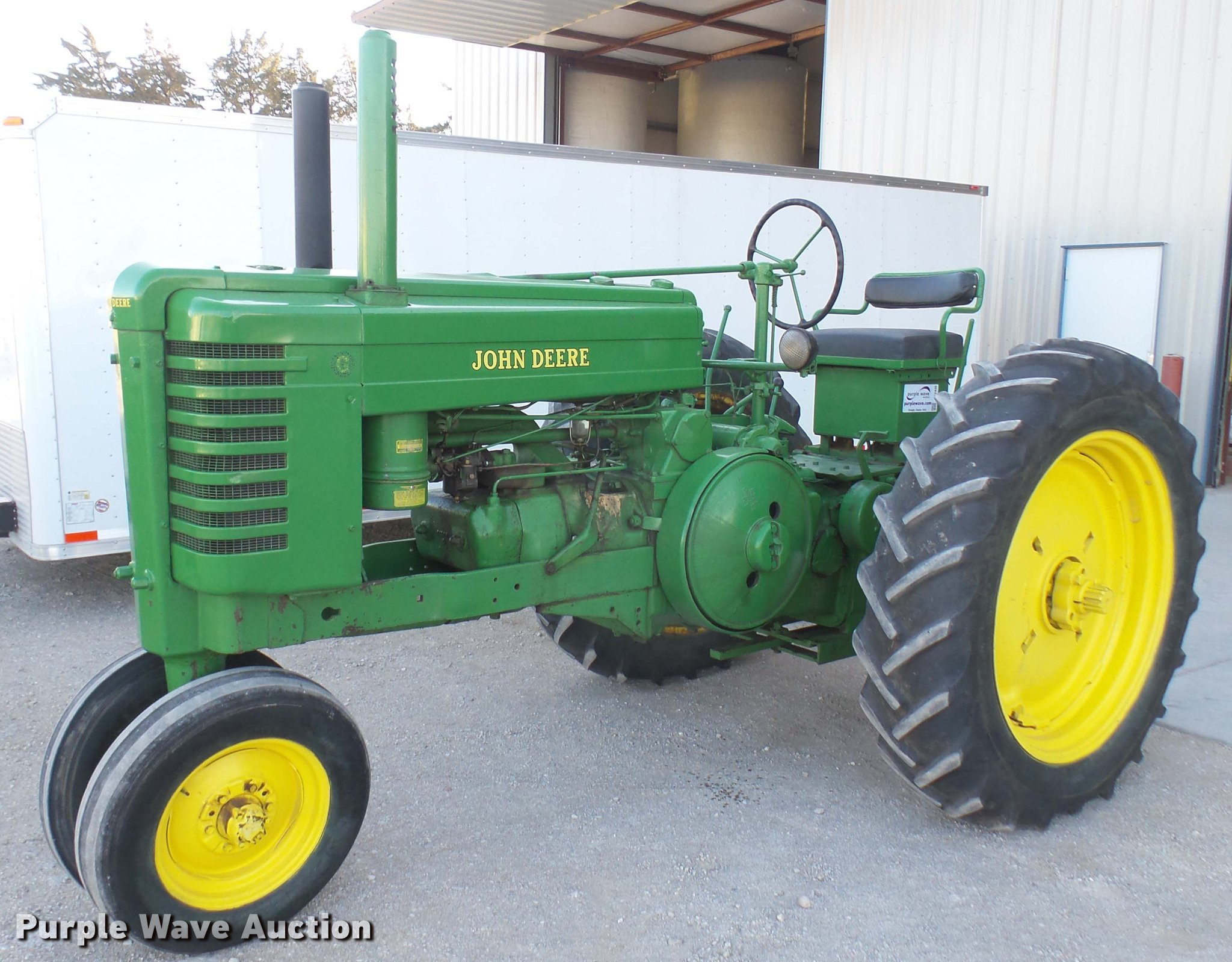john deere g tractor for sale bmw wiring diagram symbols item dc2436 sold february 13 knigh image