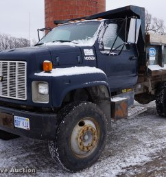 1991 chevrolet kodiak dump truck item db0349 sold febru 1991 chevy c1500 [ 2048 x 1511 Pixel ]