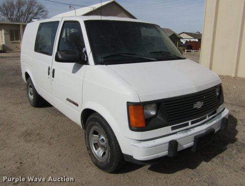 small resolution of dc8263 image for item dc8263 1992 chevrolet astro cargo ext van