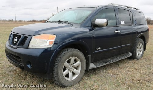 small resolution of dc7655 image for item dc7655 2008 nissan armada