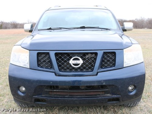 small resolution of  2008 nissan armada se suv full size in new window