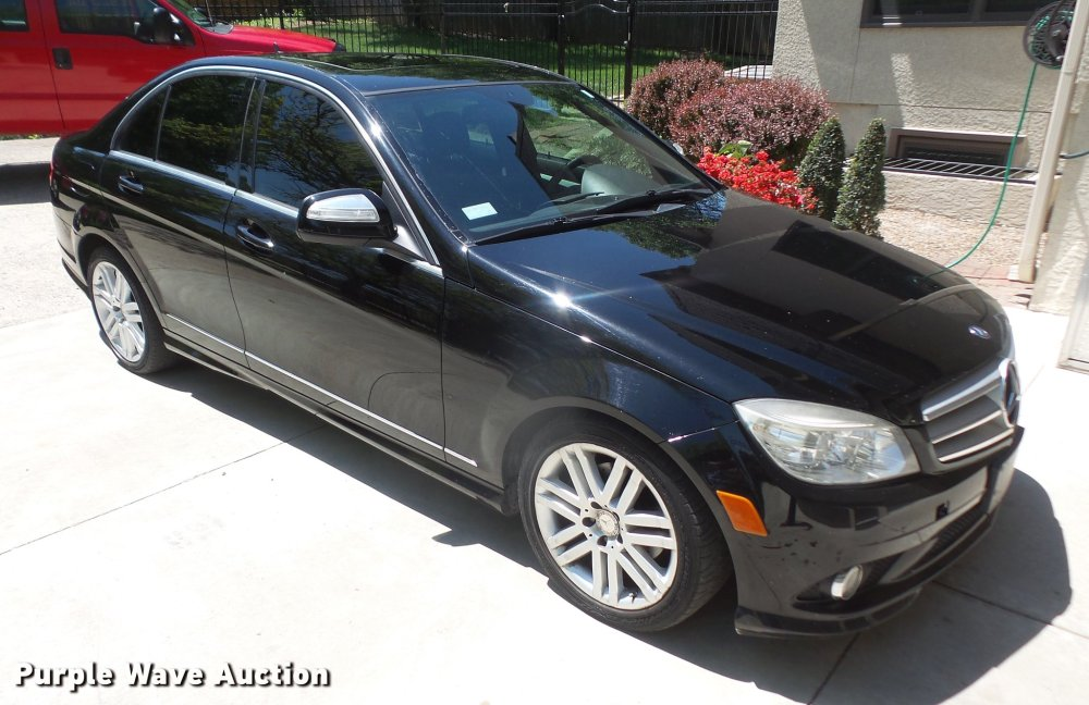 medium resolution of  2008 mercedes benz c300 full size in new window