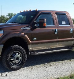 full size in new window dc7304 image for item dc7304 2011 ford f350 super duty lariat king ranch crew cab pickup truck [ 2048 x 1050 Pixel ]