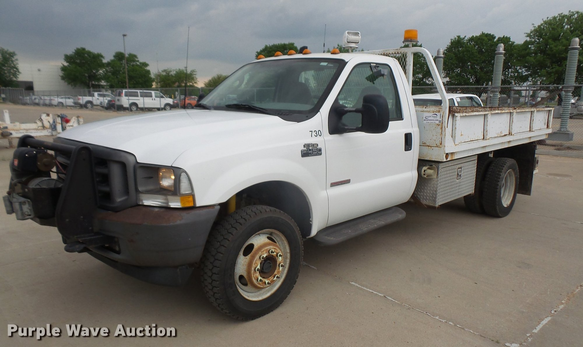 hight resolution of db6058 image for item db6058 2003 ford f450 super duty