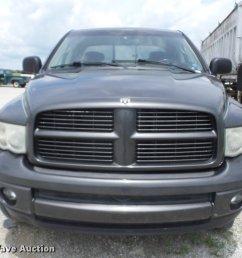 2004 dodge ram 1500 quad cab pickup truck full size in new window  [ 2048 x 1580 Pixel ]