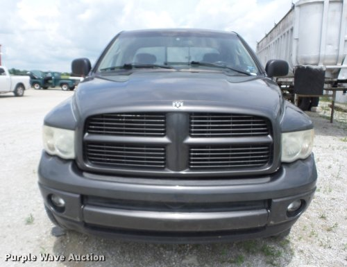 small resolution of  2004 dodge ram 1500 quad cab pickup truck full size in new window