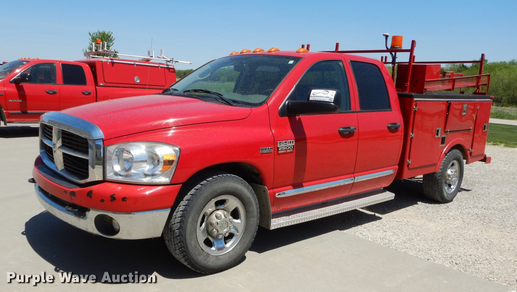 hight resolution of de1707 image for item de1707 2009 dodge ram 2500 quad cab