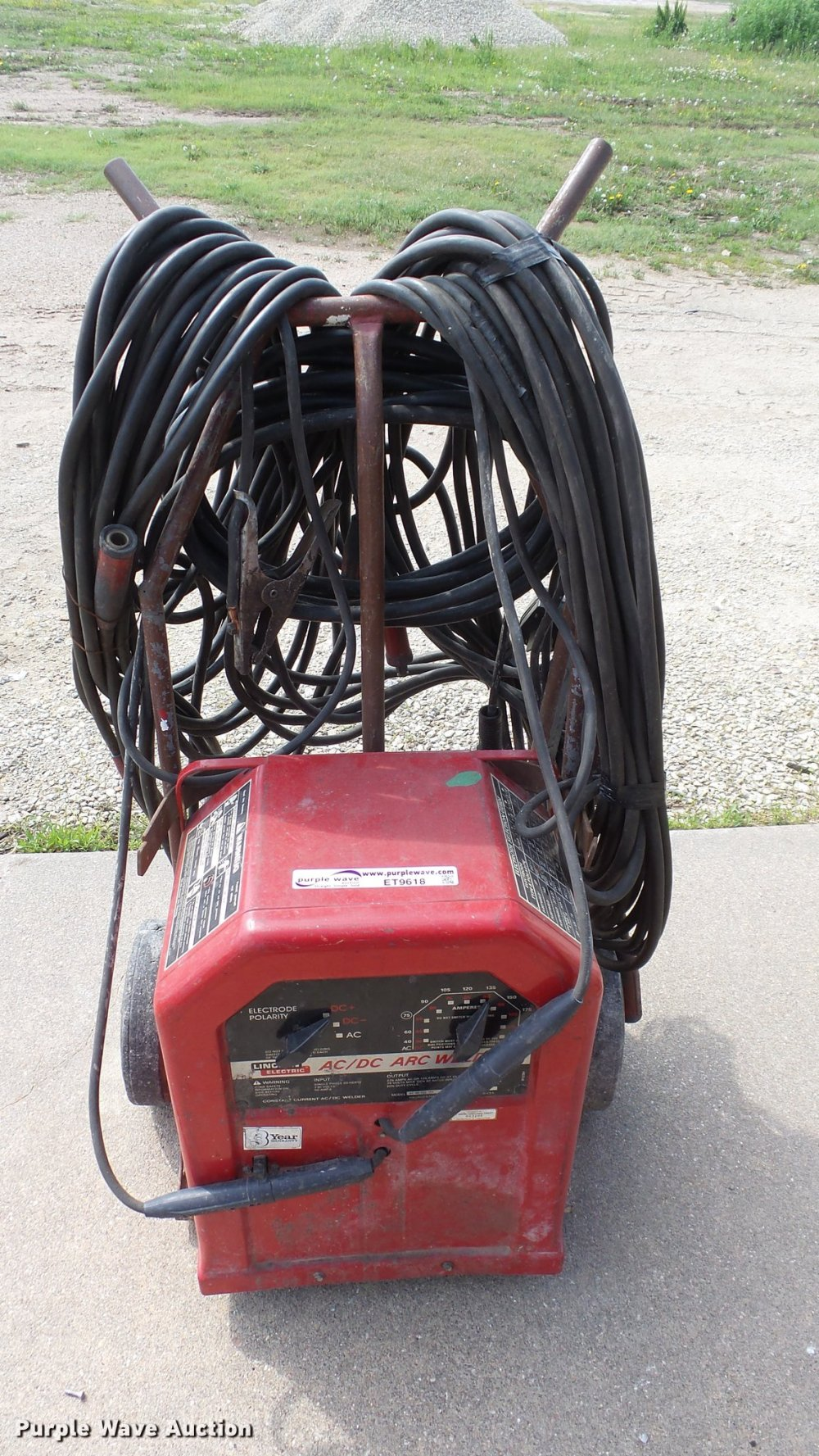 medium resolution of et9618 image for item et9618 lincoln 225 125 ac dc arc welder