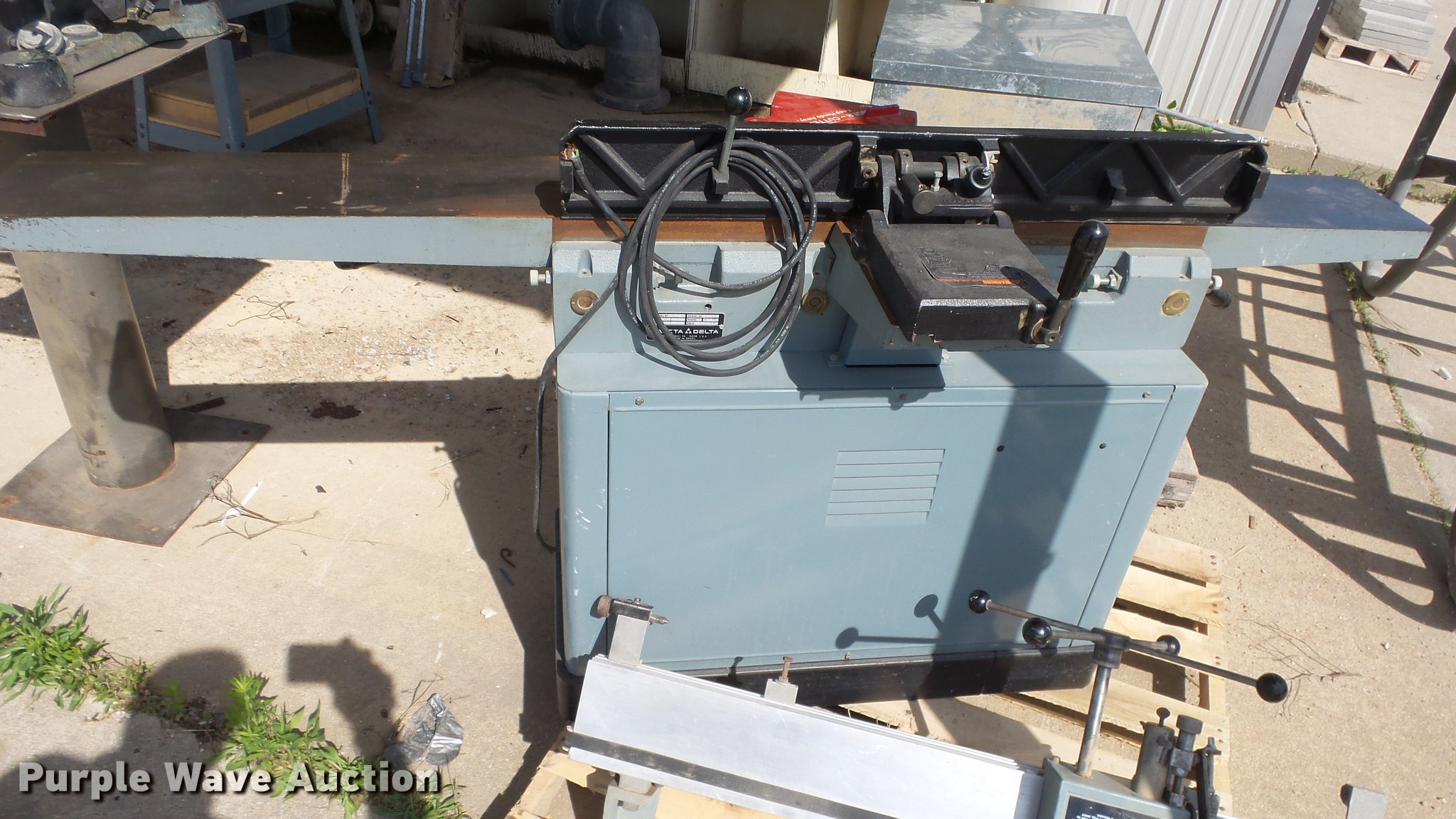 Delta Dj 20 Jointer Parts
