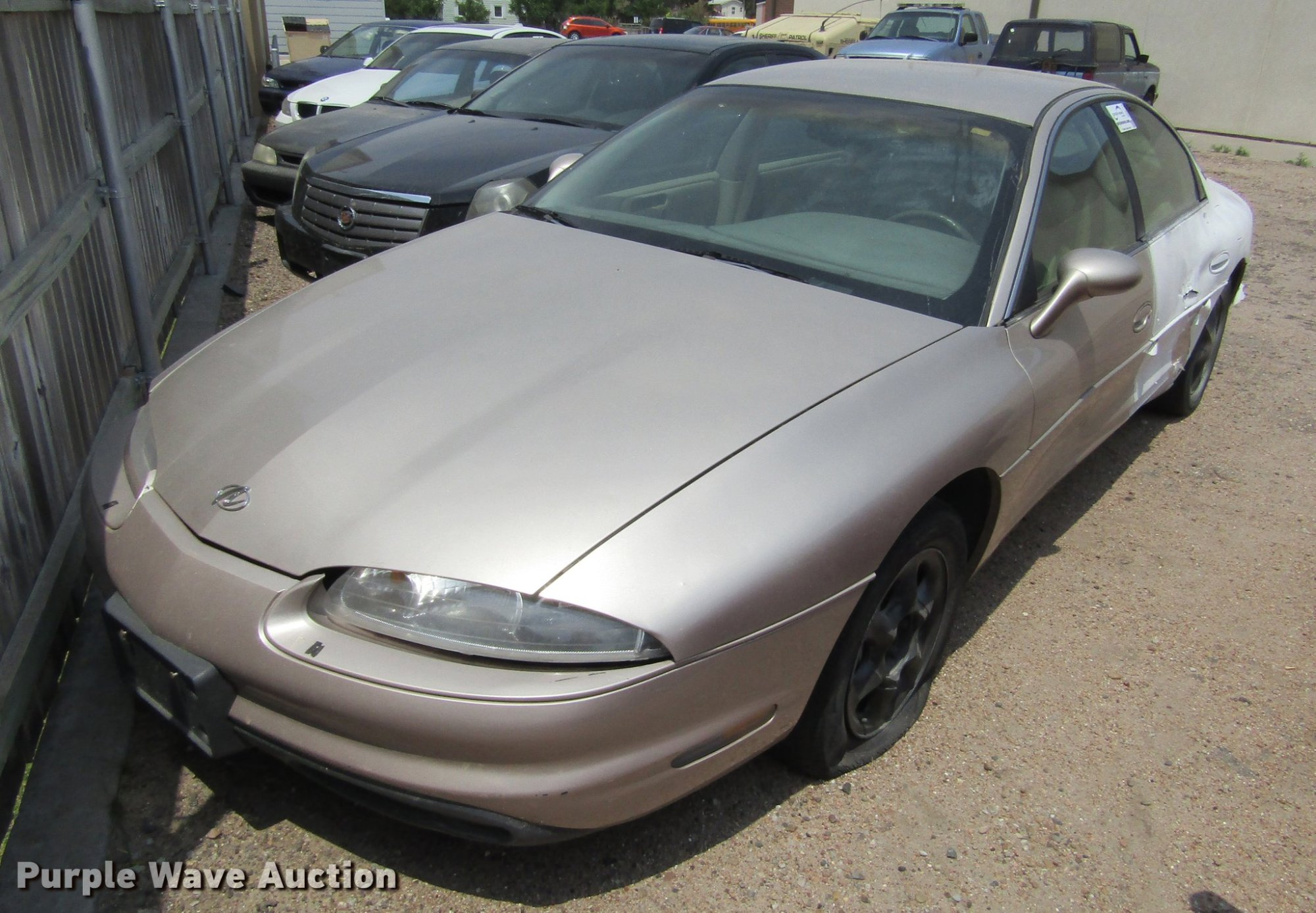 hight resolution of dd5716 image for item dd5716 1998 oldsmobile aurora