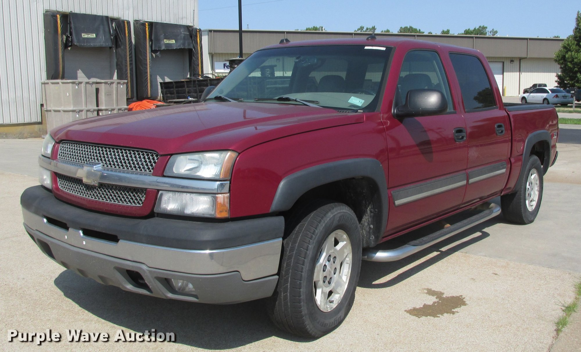 hight resolution of eh9760 image for item eh9760 2005 chevrolet silverado 1500 z71